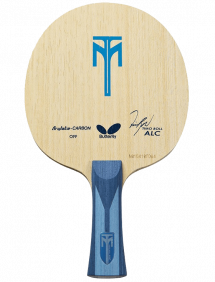 Ракетка для настольного тенниса сборная Butterfly Timo Boll ALC, накладки Tenergy 80