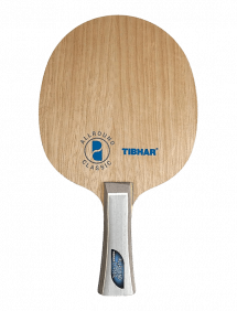 Ракетка для настольного тенниса сборная Tibhar Allround Classic, накладки Rapid Soft