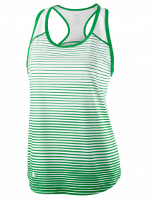 Топ Wilson Team Striped Tank W (Toucan/White)