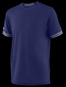 Футболка Wilson Team Solid Crew B (Blue)