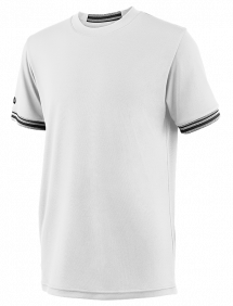 Футболка Wilson Team Solid Crew B (White)