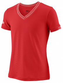 Футболка Wilson Team V-Neck G (Red)