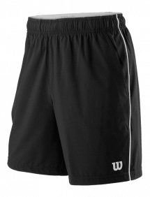 Шорты Wilson Competition 8 M (Black/White)
