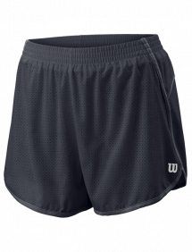 Шорты Wilson Competition Woven 3.5 W (Ebony/Dark Grey)