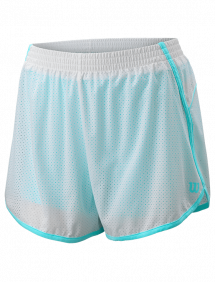 Шорты Wilson Competition Woven 3.5 W (White/Island Paradise)