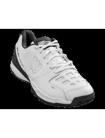 Кроссовки унисекс Wilson Rush Comp Leather (White/Ebony)