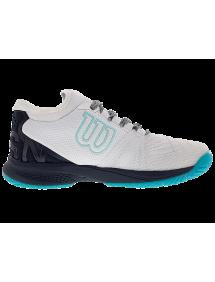 Кроссовки женские Wilson Kaos 2.0 SFT W (White/Blueberry/Blue)