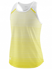 Топ Wilson Team Striped Tank G (Yellow/White)