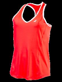 Топ Babolat Core Crop W (Розовый 5005)
