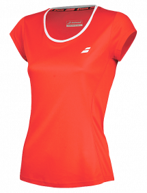 Футболка Babolat Core Flag Club G (Красный 5004)