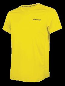 Футболка Babolat Core Flag Club B (Желтый 7000)