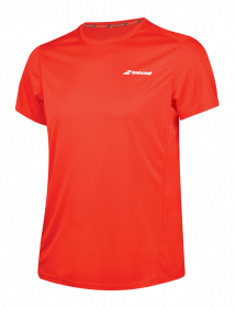 Футболка Babolat Core Flag Club M (Красный 5004)