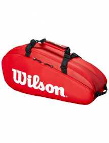Сумка Wilson Tour 2 Comp Small 6R (Красный)