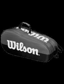 Сумка Wilson Team 2 Comp 6R (Серый)