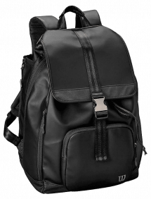 Рюкзак Wilson Women`s Fold Over Backpack (Черный)