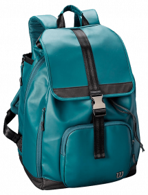 Рюкзак Wilson Women`s Fold Over Backpack (Зеленый)