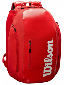 Рюкзак Wilson Super Tour Backpack (Красный)