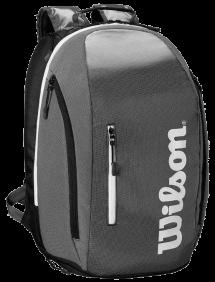 Рюкзак Wilson Super Tour Backpack (Черный/Серый)