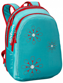 Рюкзак Wilson Junior Backpack (Синий/Розовый)