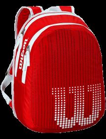 Рюкзак Wilson Junior Backpack (Красный/Белый)