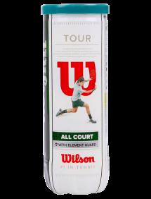 Теннисные мячи Wilson Tour All Court x3
