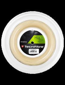 Струны для тенниса Tecnifibre MultiFeel 200m
