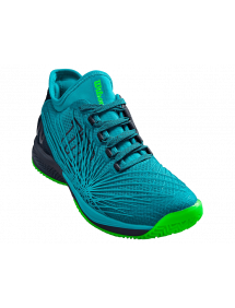 Кроссовки мужские Wilson Kaos 2.0 SFT (CapriBreeze/Blueberry/Green)