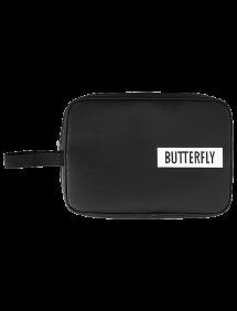 Чехол ракетки Butterfly Logo Case Square II (Черный)