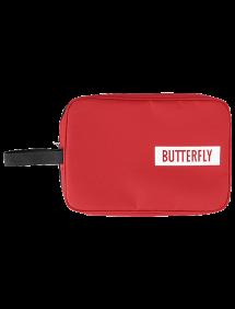 Чехол ракетки Butterfly Logo Case Square II (Красный)