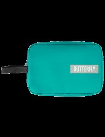Чехол ракетки Butterfly Logo Case Square II (Зеленый)