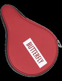 Чехол ракетки Butterfly Logo Case Round (Красный)