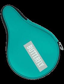 Чехол ракетки Butterfly Logo Case Round (Зеленый)
