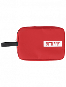 Чехол ракетки Butterfly Logo Case Square I (Красный)