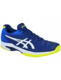 Кроссовки мужские Asics Solution Speed FF (Blue Expanse/White)