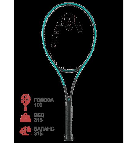 Ракетка для тенниса Head Graphene 360+ Gravity Pro