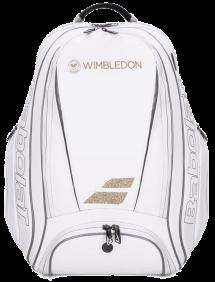 Рюкзак Babolat Pure Wimbledon (Белый/Золотой 316)