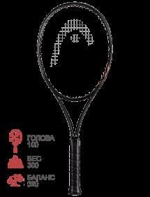 Ракетка для тенниса Head Graphene 360 Speed X MP
