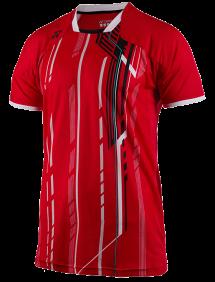 Поло Yonex Junior Crystal B (Красный)