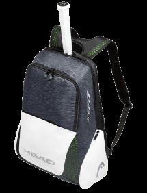 Рюкзак Head Djokovic Backpack (Черный/Белый)