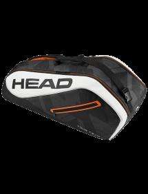 Сумка Head Tour Team 6R Combi (Черный/Белый)