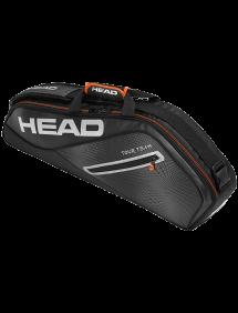 Сумка Head Tour Team 3R Pro (Черный/Серебро)