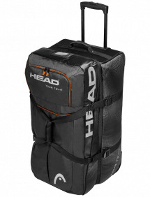 Сумка Head Tour Team Travel (Черный/Серебро)