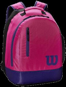 Рюкзак Wilson Youth Backpack (Розовый/Фиолетовый)