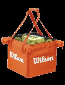 Корзина для мячей Wilson Teaching Cart 150 Orange, без ножек
