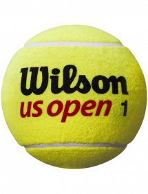 "Мяч Wilson 5"" US Open Jumbo Ball Yellow"