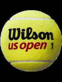 """Мяч Wilson 9"""" US Open Jumbo Ball Yellow"""