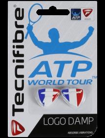 Виброгаситель Tecnifibre Logo Damp Tricolore