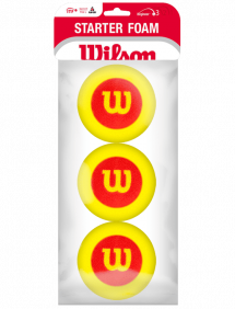 Теннисные мячи Wilson Starter Foam x3 Pack