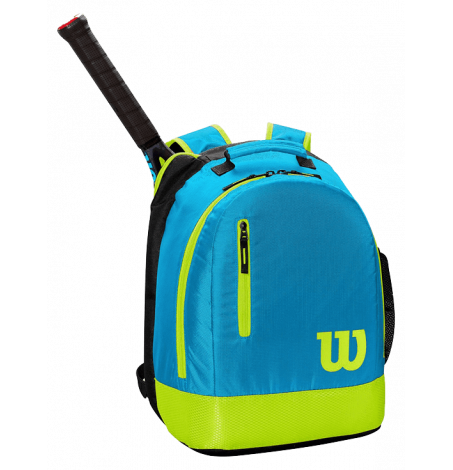 Рюкзак Wilson Youth Backpack (Голубой/Лайм)