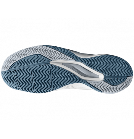 Кроссовки мужские Wilson Rush Pro 3.0 (White/PearlBlue/Bluestone)